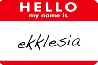 Hello my name is Ekklesia